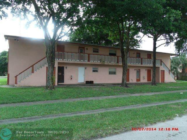 North Lauderdale, FL 33068 :: Berkshire Hathaway HomeServices EWM Realty