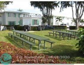1851 NE 62nd St #606, Fort Lauderdale, FL 33308 (MLS #F10245930) :: Berkshire Hathaway HomeServices EWM Realty