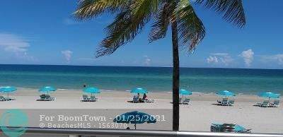 2501 S Ocean Dr Ph 02, Hollywood, FL 33019 (MLS #F10246356) :: Patty Accorto Team