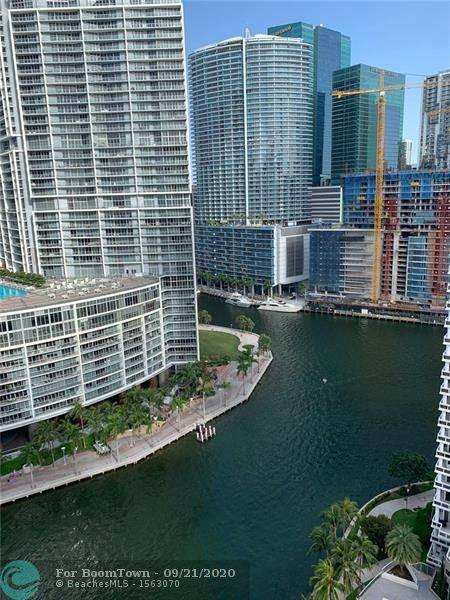 801 Brickell Key Blvd #2404, Miami, FL 33131 (MLS #F10248131) :: Berkshire Hathaway HomeServices EWM Realty