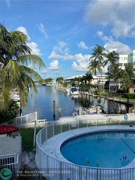 2815 NE 33rd Ave #205, Fort Lauderdale, FL 33308 (MLS #F10249253) :: Berkshire Hathaway HomeServices EWM Realty