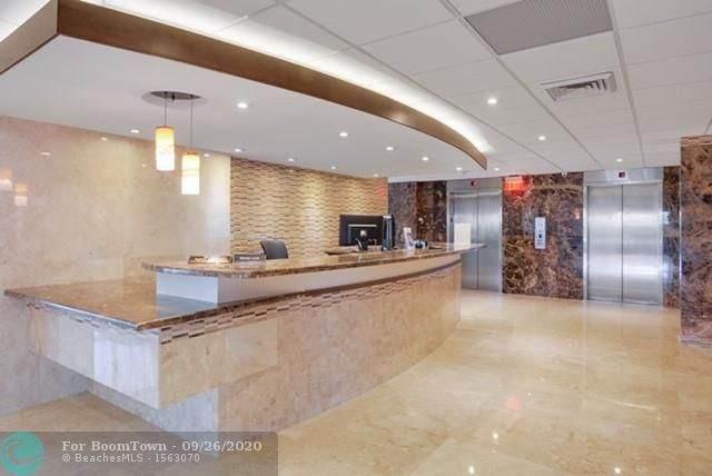 3750 Galt Ocean Dr #611, Fort Lauderdale, FL 33308 (MLS #F10250240) :: Berkshire Hathaway HomeServices EWM Realty