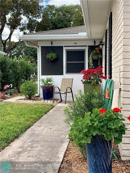 10079 41st Trl #163, Boynton Beach, FL 33436 (MLS #F10250861) :: THE BANNON GROUP at RE/MAX CONSULTANTS REALTY I