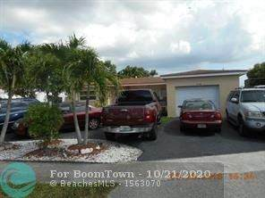 4180 NW 47th Ter, Lauderdale Lakes, FL 33319 (MLS #F10251378) :: Berkshire Hathaway HomeServices EWM Realty