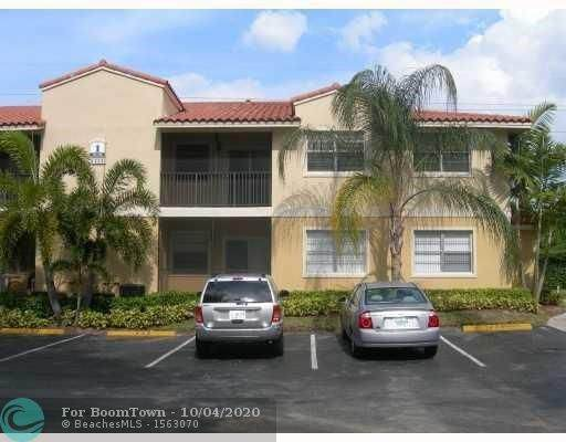 1223 SW 46th Ave #103, Pompano Beach, FL 33069 (MLS #F10251749) :: Patty Accorto Team