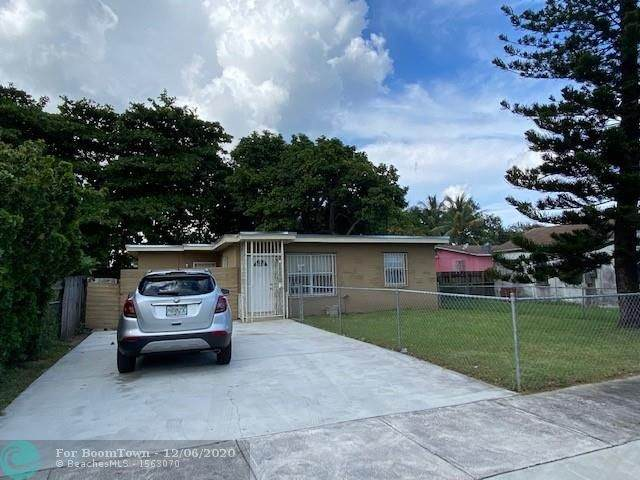 1717 NW 114th St, Miami, FL 33167 (MLS #F10252507) :: THE BANNON GROUP at RE/MAX CONSULTANTS REALTY I