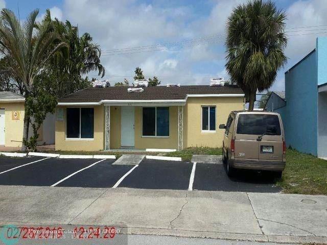 271 E Commercial Blvd, Oakland Park, FL 33334 (MLS #F10253715) :: Castelli Real Estate Services