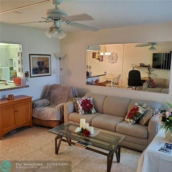134 Tilford G #134, Deerfield Beach, FL 33442 (MLS #F10254929) :: Berkshire Hathaway HomeServices EWM Realty