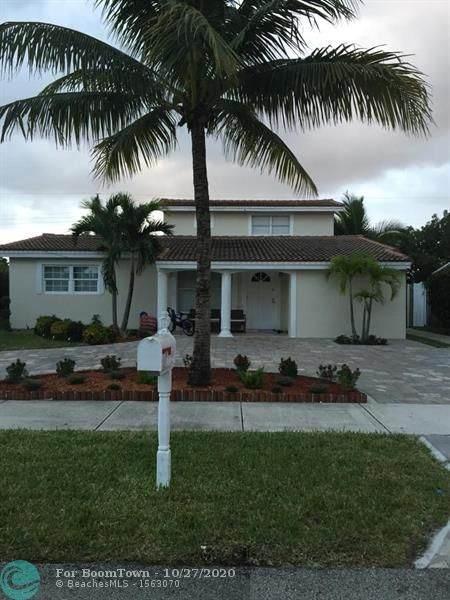 150 NE 26th Ct, Pompano Beach, FL 33064 (MLS #F10255676) :: Berkshire Hathaway HomeServices EWM Realty
