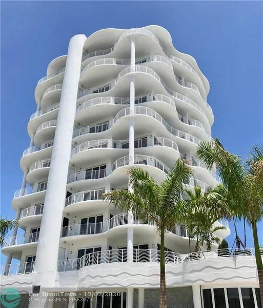 612 Bayshore Drive #602, Fort Lauderdale, FL 33304 (MLS #F10255889) :: Patty Accorto Team