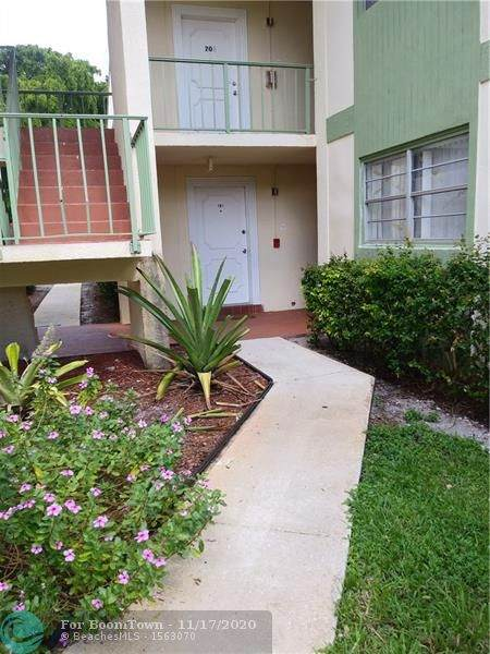 4124 NW 88th Ave #101, Coral Springs, FL 33065 (#F10256210) :: Posh Properties