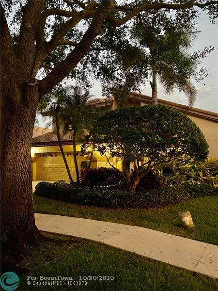 1430 NW 104th Ave, Plantation, FL 33322 (MLS #F10256426) :: United Realty Group