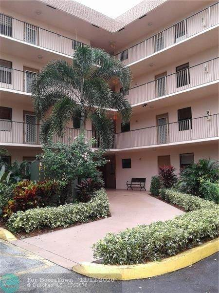 2711 NW 104th Ave #206, Sunrise, FL 33322 (MLS #F10256886) :: Castelli Real Estate Services