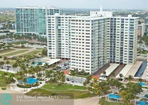 111 N Pompano Beach Blvd #1503, Pompano Beach, FL 33062 (#F10257874) :: Posh Properties