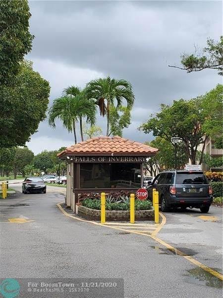 6201 N Falls Circle Dr #305, Lauderhill, FL 33319 (MLS #F10258171) :: Patty Accorto Team
