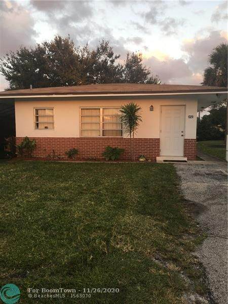 1320 SW 34th Ave, Fort Lauderdale, FL 33312 (MLS #F10259538) :: Castelli Real Estate Services
