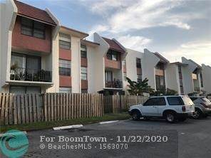 1756 NW 55th Ave #201, Lauderhill, FL 33313 (MLS #F10259726) :: Berkshire Hathaway HomeServices EWM Realty