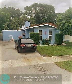 1509 SW 12th Ct, Fort Lauderdale, FL 33312 (MLS #F10260779) :: THE BANNON GROUP at RE/MAX CONSULTANTS REALTY I
