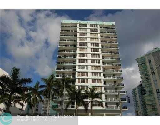 3725 S Ocean Dr #1424, Hollywood, FL 33019 (MLS #F10262401) :: Green Realty Properties