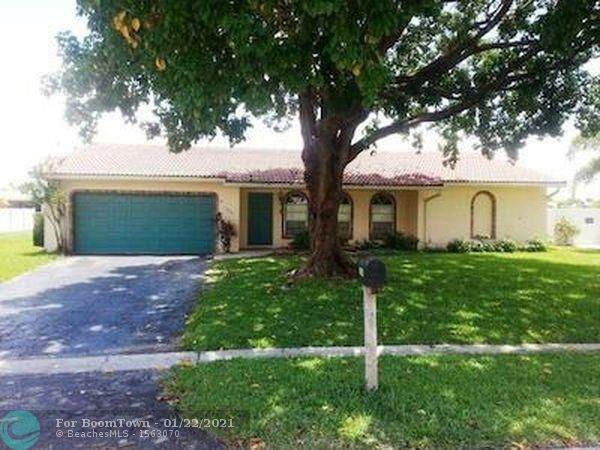 12064 Nw 31st Dr., Coral Springs, FL 33065 (MLS #F10264634) :: Berkshire Hathaway HomeServices EWM Realty