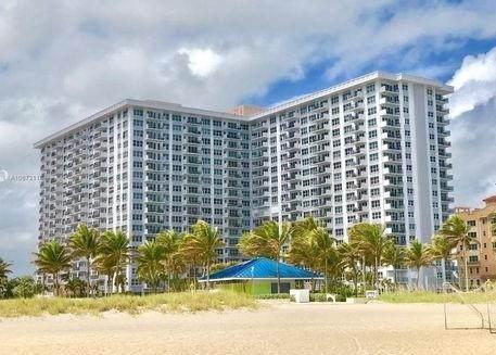 405 N Ocean Blvd #505, Pompano Beach, FL 33062 (MLS #F10267503) :: Green Realty Properties
