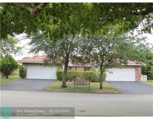 3106 NW 116th Ave, Coral Springs, FL 33065 (MLS #F10267769) :: Castelli Real Estate Services