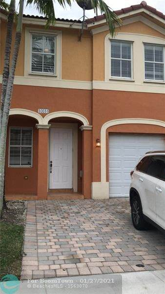 10816 SW 240th Ln #10816, Homestead, FL 33032 (MLS #F10268466) :: United Realty Group