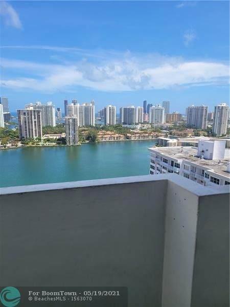 2750 NE 183rd St #2701, Aventura, FL 33160 (#F10270576) :: Treasure Property Group