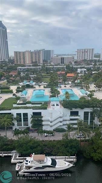 250 Sunny Isles Blvd #1406, Sunny Isles Beach, FL 33160 (#F10270587) :: Michael Kaufman Real Estate