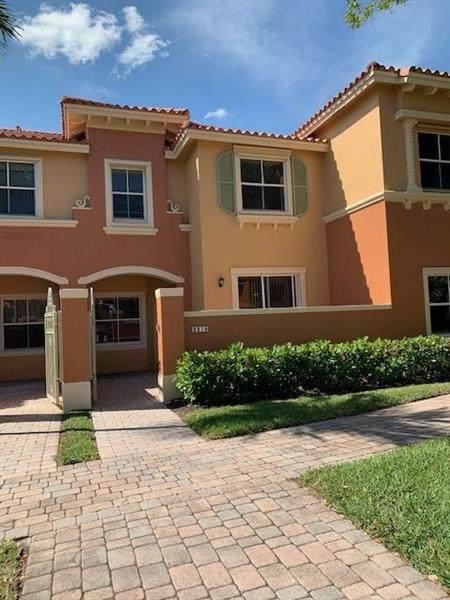 2218 Anchor Ct #2504, Fort Lauderdale, FL 33312 (MLS #F10277285) :: GK Realty Group LLC