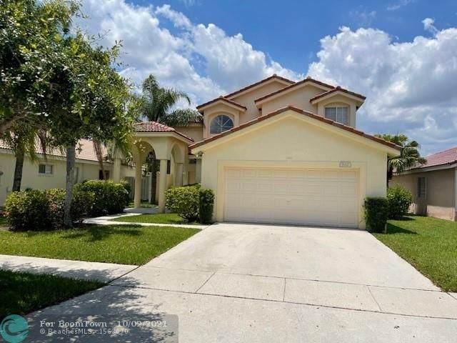 862 SW 176th Ave, Pembroke Pines, FL 33029 (#F10282741) :: Baron Real Estate