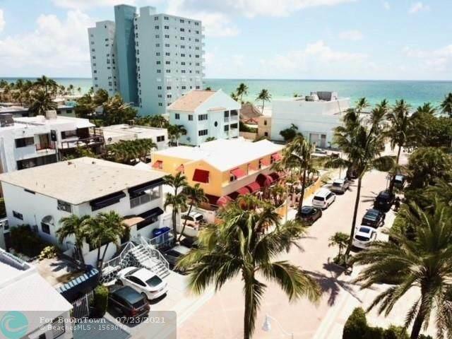 317 Polk St, Hollywood, FL 33019 (#F10283371) :: Michael Kaufman Real Estate