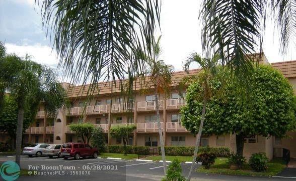 9661 Sunrise Lakes Blvd #104, Sunrise, FL 33322 (#F10283931) :: Michael Kaufman Real Estate