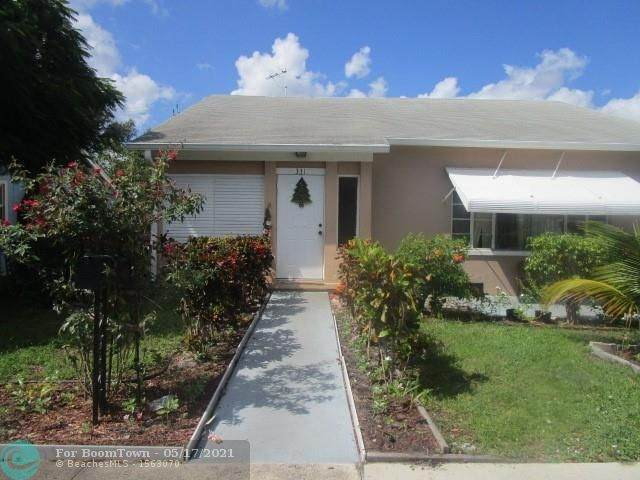 331 N B St, Lake Worth, FL 33460 (#F10284600) :: DO Homes Group