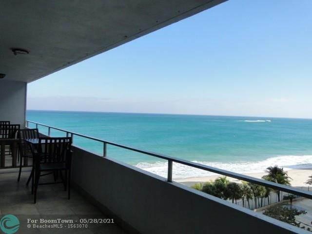 4040 Galt Ocean Dr #710, Fort Lauderdale, FL 33308 (#F10284912) :: Treasure Property Group