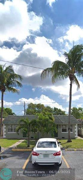 1410 NW 8th Ave, Fort Lauderdale, FL 33311 (#F10287996) :: Michael Kaufman Real Estate