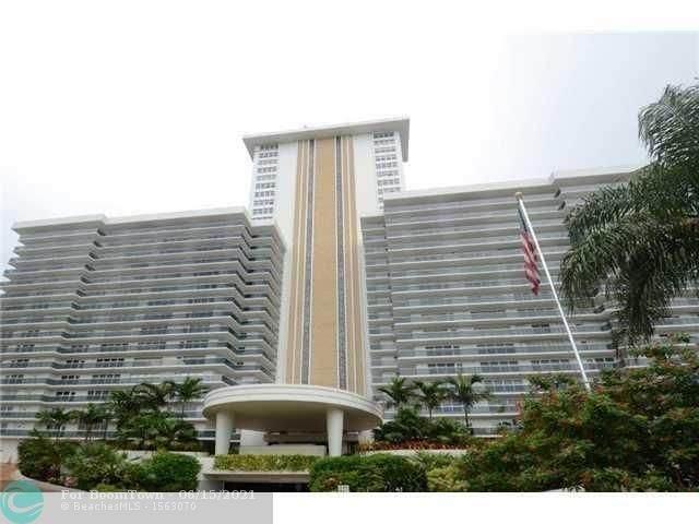 3500 Galt Ocean Dr #707, Fort Lauderdale, FL 33308 (MLS #F10288924) :: The Paiz Group
