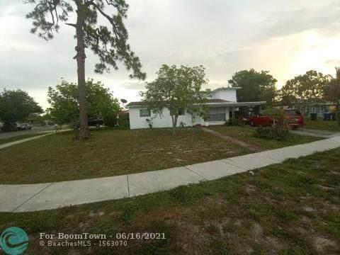 711 SW 30th Avenue, Fort Lauderdale, FL 33312 (MLS #F10289133) :: The Paiz Group