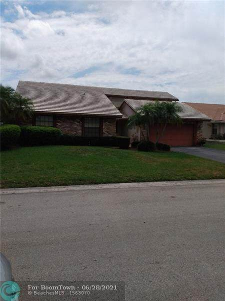 405 NW 113th Ter, Coral Springs, FL 33071 (#F10289229) :: Michael Kaufman Real Estate