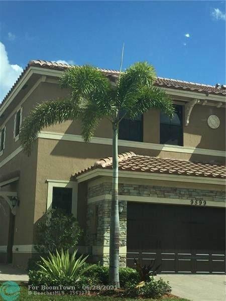 9599 Town Parc Cir N #9599, Parkland, FL 33076 (MLS #F10289986) :: Castelli Real Estate Services