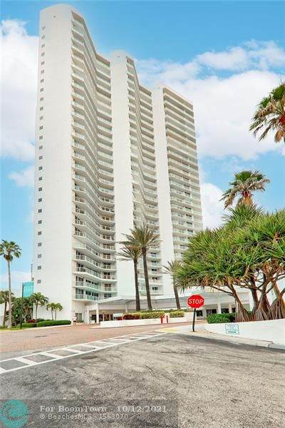 16425 Collins Ave #814, Sunny Isles Beach, FL 33160 (MLS #F10291634) :: Green Realty Properties