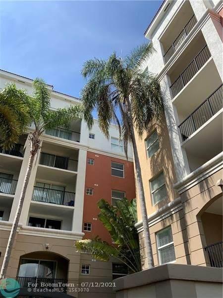 17145 N Bay Rd #4412, Sunny Isles Beach, FL 33160 (MLS #F10292276) :: The Howland Group
