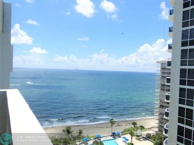 4250 Galt Ocean Dr Phf, Fort Lauderdale, FL 33308 (MLS #F10292391) :: Berkshire Hathaway HomeServices EWM Realty