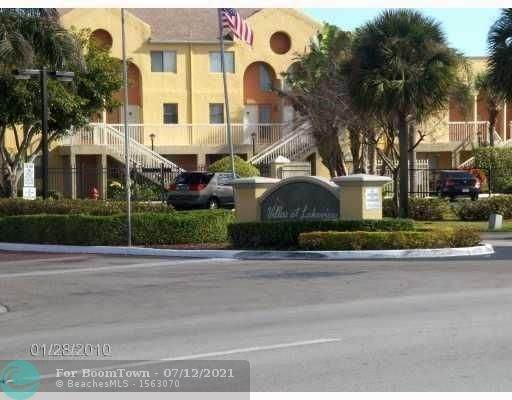 5200 NW 31st Ave B-33, Fort Lauderdale, FL 33309 (MLS #F10292431) :: The Howland Group