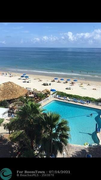 4040 Galt Ocean Dr #500, Fort Lauderdale, FL 33308 (MLS #F10292530) :: Berkshire Hathaway HomeServices EWM Realty