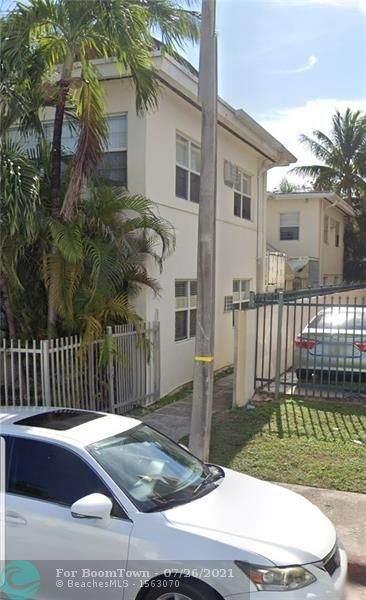 7950 Abbott Ave #6, Miami Beach, FL 33141 (#F10293853) :: Michael Kaufman Real Estate