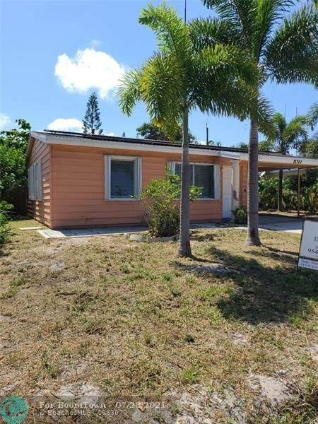 1017 S C St, Lake Worth Beach, FL 33460 (#F10294038) :: DO Homes Group