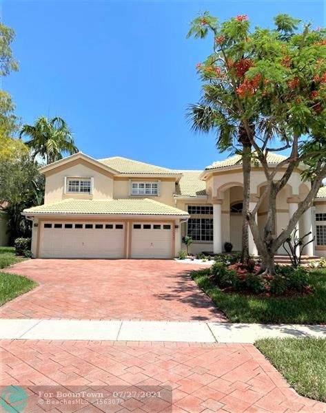 15923 Cypress Park Dr, Wellington, FL 33414 (#F10294465) :: Treasure Property Group