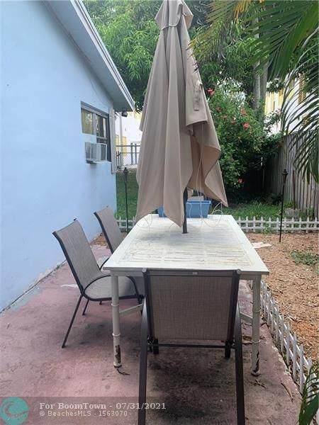 350 NE 57th Ct, Oakland Park, FL 33334 (MLS #F10294566) :: Berkshire Hathaway HomeServices EWM Realty