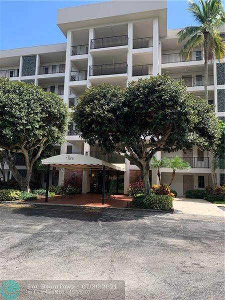 2950 N Palm Aire Dr #506, Pompano Beach, FL 33069 (#F10294588) :: The Power of 2   Century 21 Tenace Realty